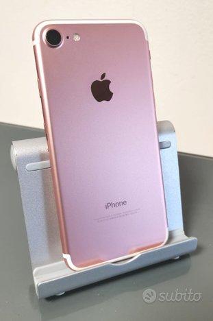 IPhone 7 32GB Rose Gold, grado A+