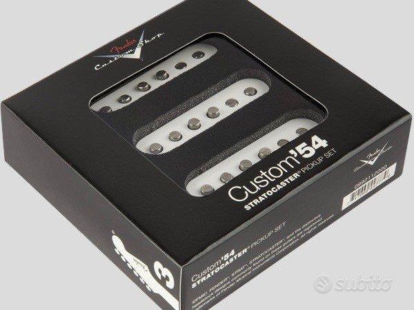Fender Custom Shop Custom 54 Strato Pickup Set