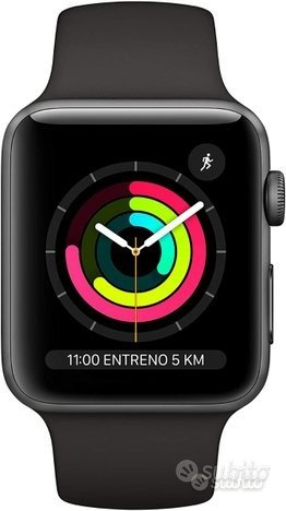 Apple Watch Serie 3 A1891 42MM Space Grey