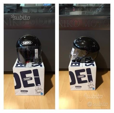 Casco Shoei J-Wing Candy Black XL