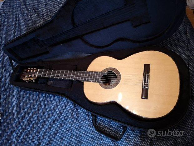 Chitarra classica artigianale liuteria leccese