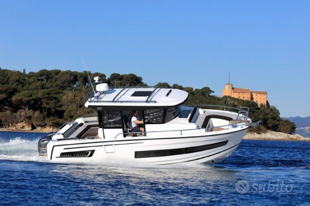 Jeanneau merry fisher 895 marlyn offshore new mod