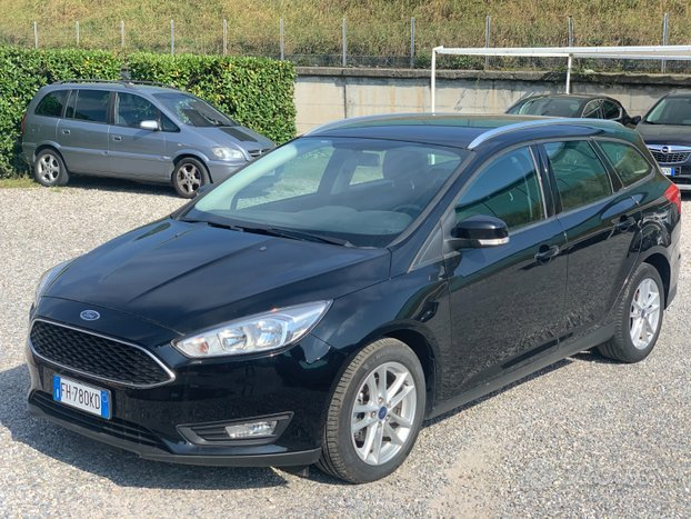 Ford Focus 1.5 TDCi 95 CV Start