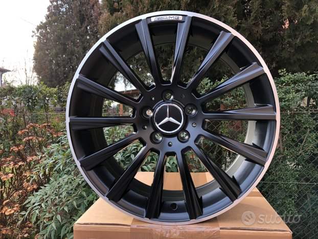 Cerchi mercedes made in germany 17 18 19 20 21