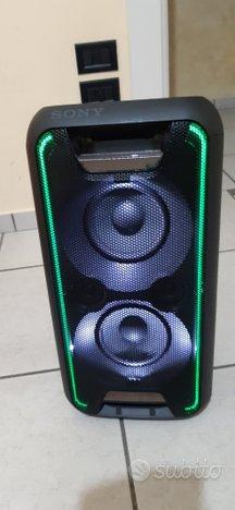 Sony gtk XB5
