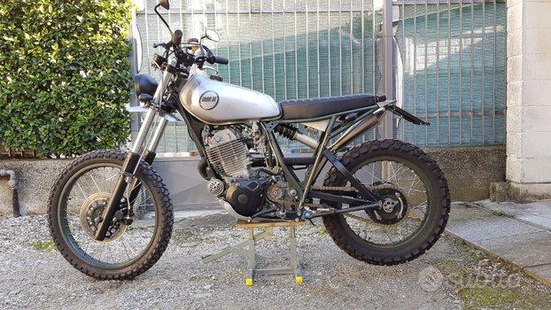 Yamaha xt 550 special