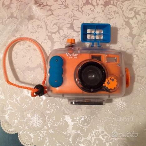 Vivitar Fotocamera analogica subacquea