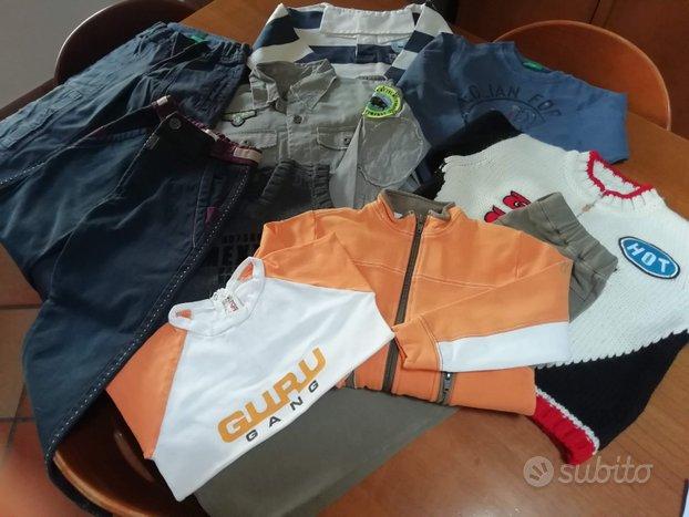 Abbigliamento bimbo 3 anni (stock)