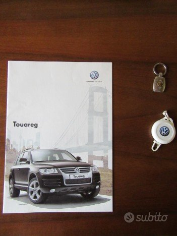 Gadgets Volkswagen Touareg