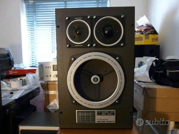 Diffusori GRUNDIG Box 850 AP