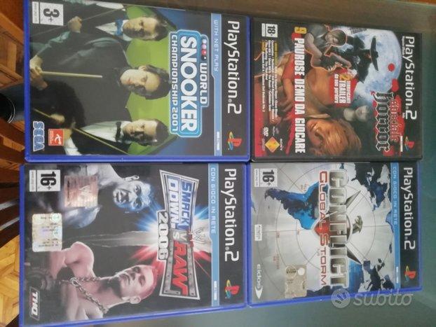 4giochi per PS2