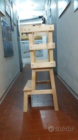 Scaletta Montessori