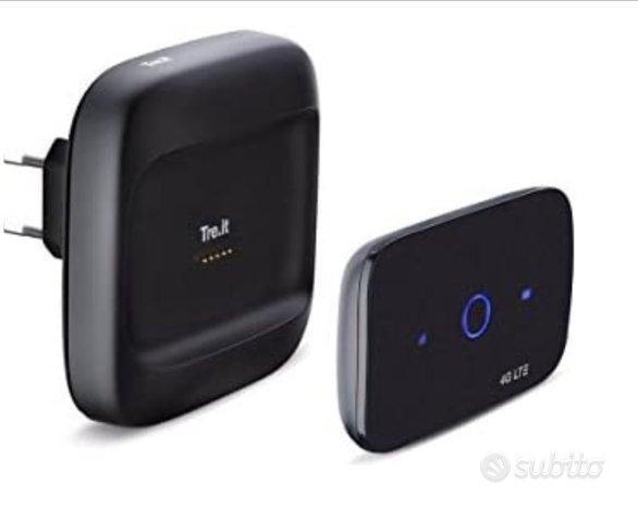 Router modem 4g Lte pocketcube tutte le sim