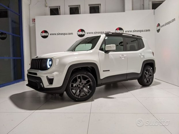 Jeep Renegade 1.3 T4 DDCT S
