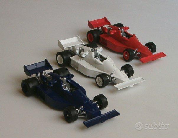 Eligor Renault Turbo F1 lotto di tre