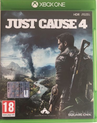 Just Cause 4 - XBOX ONE - PAL ITA