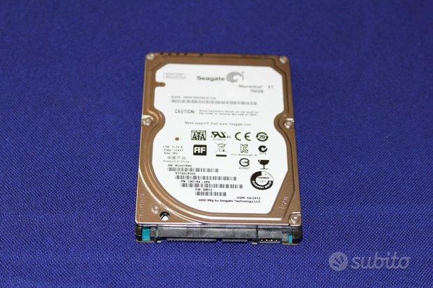 HD Seagate Momentus XT ST750LX003 750 GB