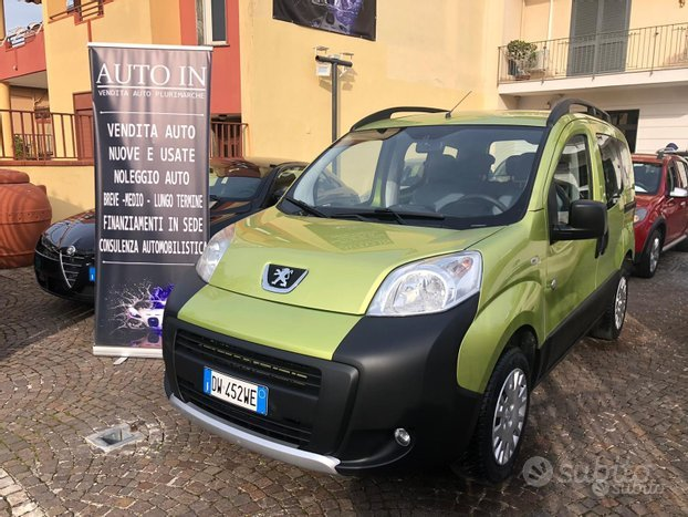 PEUGEOT Bipper 1.4HDi Outdoor