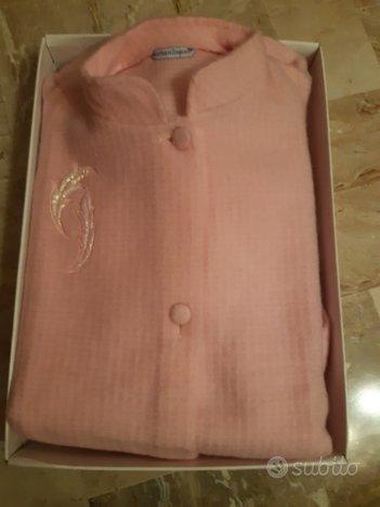 Vestaglia donna taglia 44 rosa