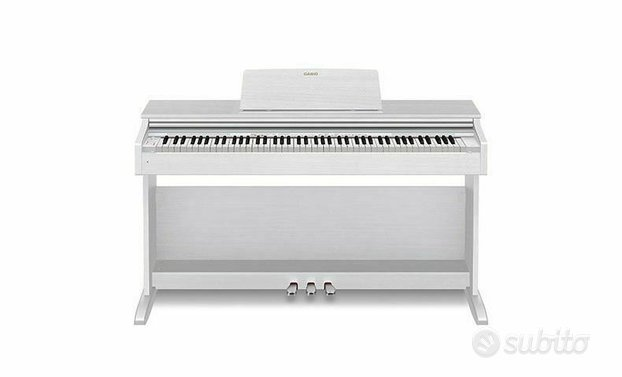 CASIO Celviano AP270 White - PIANOFORTE DIGITALE