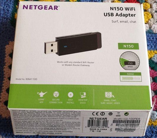Adattatore USB wifi