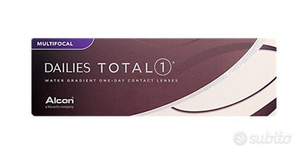 Lenti a contatto Dailies Total