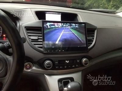 Autoradio navigatore honda cr-v android wifi cam