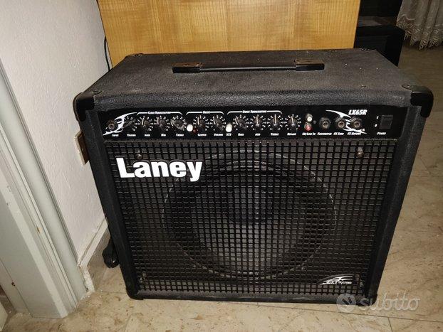 Laney LX65R amplificatore transistor