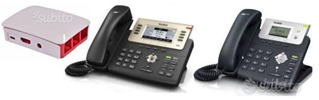 Centralino Telefonico VoIP centrale PBX IP