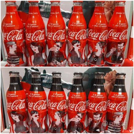 Coca Cola Set 12 bottiglie NOVITÀ Italia