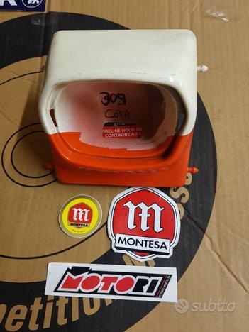 Mascherina Montesa Cota 309 bicolor nuova