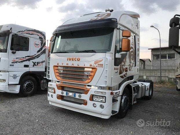 Iveco stralis 500 trattore euro 5