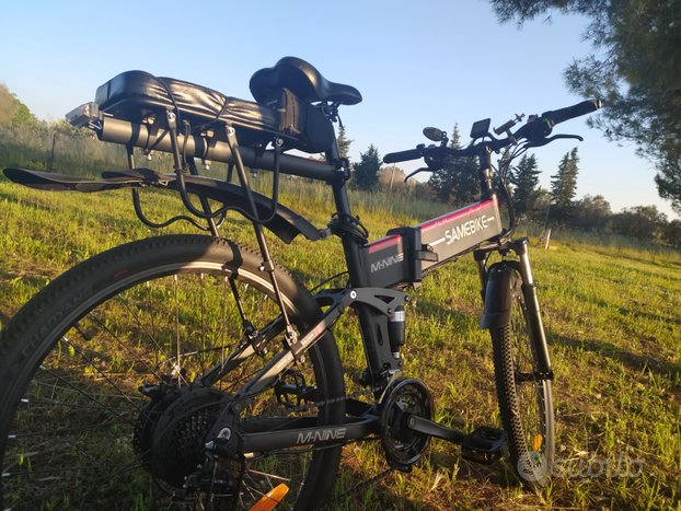 Bici Elettrica Bafang 500W 45Km/h Maxxis Larsen NU ...