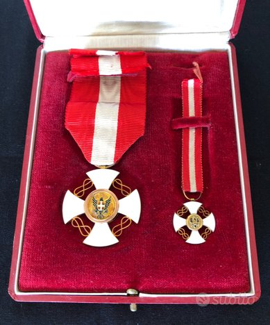 Onorificenza - Cavaliere della Corona (Italia)
