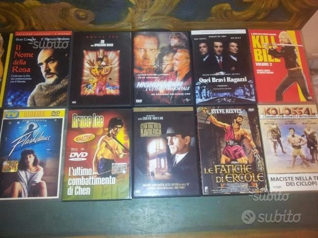Stock dvd originali