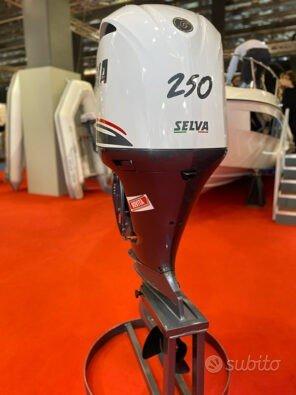 Fuoribordo SELVA 225/250 v6 NOVITA' 2021