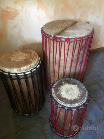 Tamburi triade dun dun