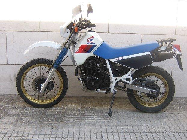 honda honda 600 xl 1987 storica
