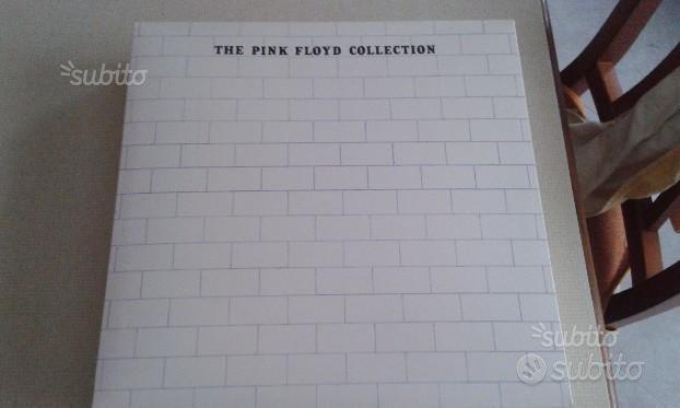 Dischi in vinile dei Pink Floyd