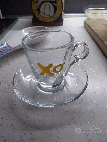 Tazzine caffè vetro