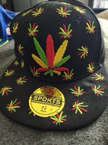 Cappello Visiera piatta con Misura Regolabile