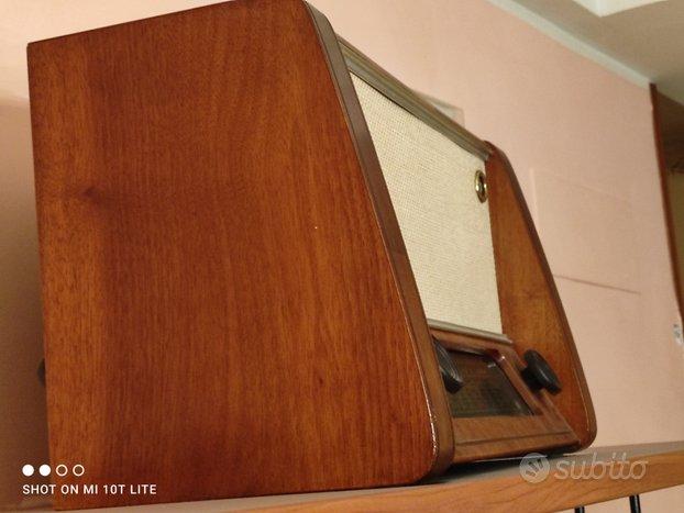 Radio vintage Blaupunkt a valvole.x arredo