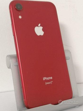 IPhone XR 64GB Red, grado A-