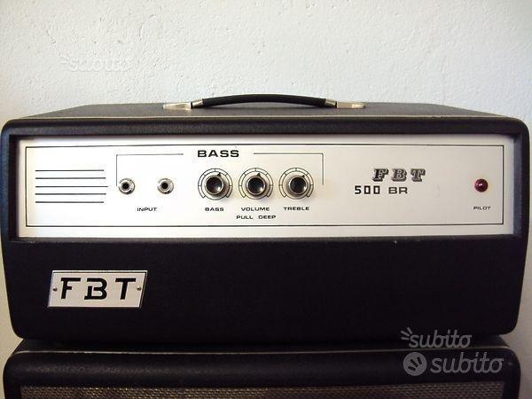 Vintage: fbt 500 br