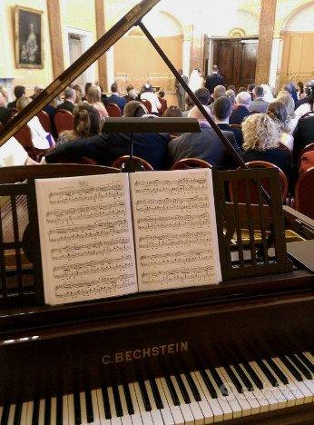 Pianoforte per eventi a Lodi