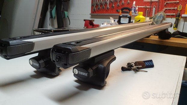 Barre portatutto scorrevoli Thule Slide Bar 127