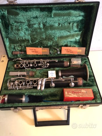 Clarinetto si bemolle MALERNE PARIS
