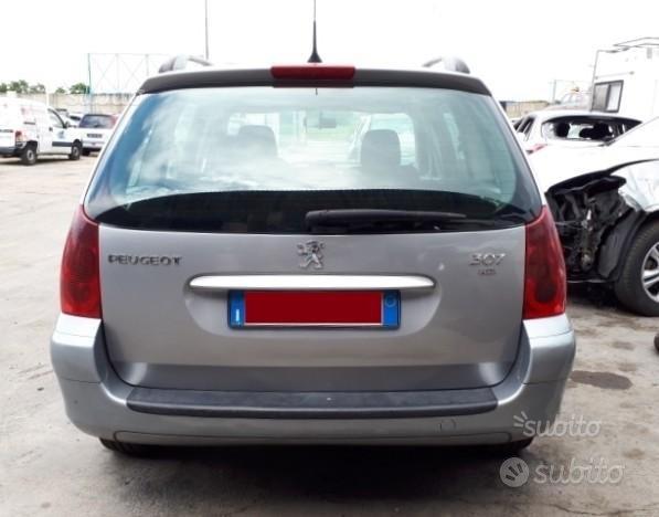 Peugeot 307 / rhy