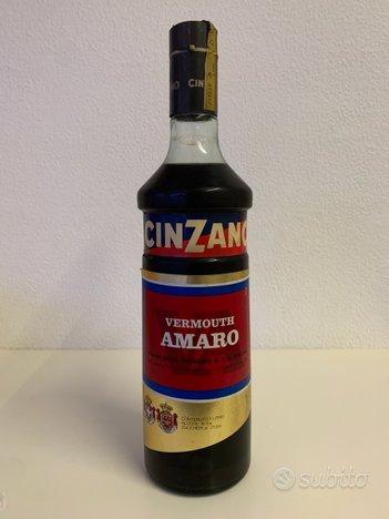 Cinzano Vermouth Amaro, vintage da collezione