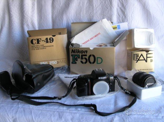 Nikon f 50 d